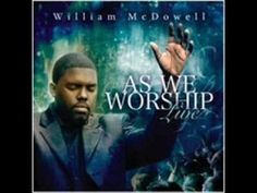 William McDowell-I give Myself Away ............yes, Lord....