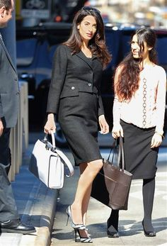 Amal Clooney's maternity fashion — see her best looks! - TODAY.com