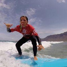 #good #day of #Surfing in our #surflessons #buen #dia de #surf @lasantaprocenter #lasantasurfprocenter #lasantasurf @lasantasurf @monchilasanta @acaymofamara #surfcamp #surfcanarias #surflanzarote #surfday http://ift.tt/SaUF9M