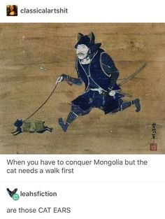 These 27 Lazy Cat Memes Are All You Need This Caturday - World's largest collection of cat memes and other animals Stupid Funny Memes, Funny Cute, Really Funny, Hilarious, Funny Stuff, Random Stuff, Crazy Funny, Cat Stuff, Art History