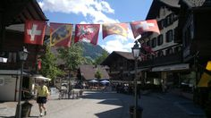 Promenade di Gstaad