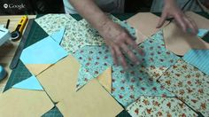 Patchwork Ao Vivo #31: Tessellation Quilts