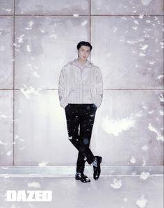 세 훈 Sehun Daze Korea Jan 2021 issue 201222