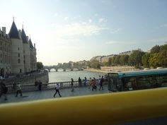 Rio Sena - Paris