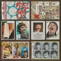 A Project by *Celeste* from our Scrapbooking Gallery originally submitted 03/04/12 at 04:33 PM