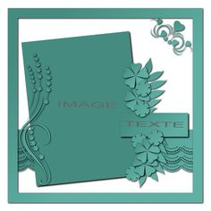 Sketch carte - boutique Art du Scrapbooking par LN84 2012
