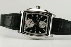 IWC Da Vinci Chronograph Fly Back Automatic Watch 3764 IW376413