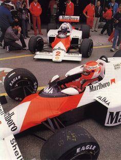 Alain Prost, Formula 1, Product Development Manager, Racing Events, Mclaren Mp4, Race Engines, Automotive Art, Grand Prix, Race Cars