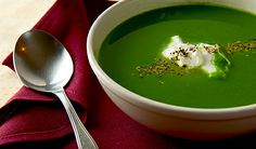 Nettle Soup as mentioned in Fifty Shades of Grey page 153