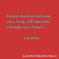 Business quote by Jim Rohn