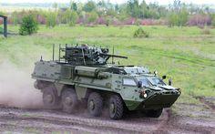 Download wallpapers BTR-4, 4k, Bucephalus, Ukrainian APC, armored vehicles, APC, armoured personnel carrier
