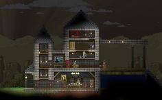 terraria vs starbound - Google Search