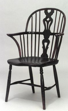 English Country Seating Chair/arm Chair Wood