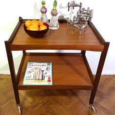 Retro teak trillebord | FINN.no Retro Furniture, Teak, Table, Home Decor, Dots, Decoration Home, Room Decor, Tables, Home Interior Design