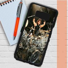 Mike Portnoy Dream Theater Samsung Galaxy S8 Case Dewantary