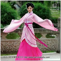 Hanfu - Traditional Chinese clothing