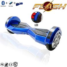 I'm loving these hoverboards like this Flash Blue Black Hoverboard X8 Lamborghini one I want it!