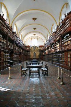 Biblioteca Palafoxiana | Puebla.