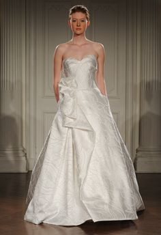 Peter Langner Spring/Summer 2015 Wedding Dresses and Special Occasion - The Knot Blog