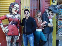 Buenos Aires no Boca, essa foi a nossa primeira viagem a sós, aproveitamos tudo, desde cassino, passeios, bares restaurante,  fds top !!!!