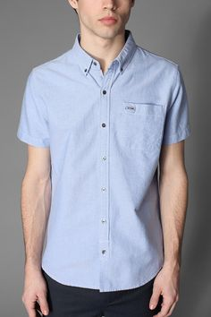 Penny Stock Penny Oxford Shirt.  $54.
