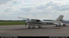 Cessna 172N Skyhawk - N6182G by graham.wood.14661