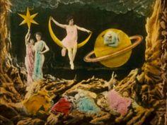Le Voyage dans la Lune (Georges Melies 1902) Tableau 7f