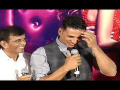 Akshay Kumar shares BEHIND THE CAMERA memories of old song Tu Cheez Badi Hai Mast. Old Song, Akshay Kumar, Gossip, Interview, Memories, Songs, Music, Youtube, Muziek