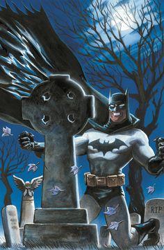 Batman #639 by Matt Wagner