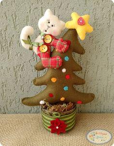 Oi pessoal, vejam esse lindo enfeite de natal! Encontrei o molde em minhas andanças pela internet. Espero que gostem!    Como já comentei pessoal esse mo
