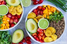 A quick and easy taco salad that can be thrown together in less than 15 minutes. Gluten and grain free. Paleo.