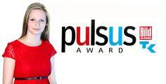 """Die 18-jährige Kea Maleen Metje ist eine Gewinnerin des diesjährigen pulsus-Awards. Bei der Preisverleihungam 17. Juni in Berlin erhielt die Schülerin den Gesundheitspreis der Techniker Krankenkasse und der Zeitung """"Bild am Sonntag"""". Die junge Frau aus Hennef hatte im letzten Jahr einem Siebtklässler per Herzdruckmassage das Leben gerettet."""