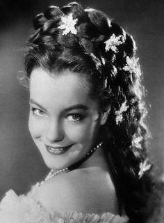 Romy Schneider as Sissi (1, 1955)