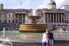 National Gallery e Trafalgar Square: Dois lugares que você precisa conhecer em Londres!
