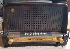 1950's GE General Electric Bakelite Tube Radio Model 226 Standard Broadcast | Collectibles, Radio, Phonograph, TV, Phone, Radios | eBay!