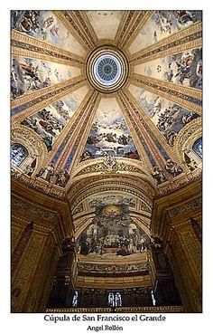 Basílica de San Francisco el Grande Madrid