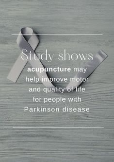 Another study shows how acupuncture can help improve motor function in patients with Parkinson Disease. #AcupunctureWorks #Acupuncturebenefits #acupuncturecasestudy #tcm #traditionalchinesemedicine Acupuncture Benefits, Traditional Chinese Medicine, Case Study, Therapy, Medical, Life, Medicine, Healing, Med School