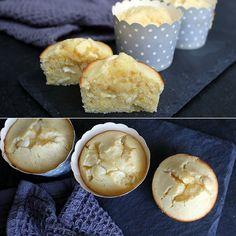 Disse citronmuffins med hvid chokolade er de lækreste små fristelser, og så er de ovenikøbet supernemme at bage