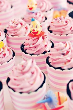 Black Velvet Cupcakes with Cherry Cream Cheese Frosting
