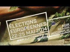 """M., 20 MAY 2014   FRANCIA > ELECCIONES EUROPEAS - """"El Frente Nacional, favorito para las elecciones europeas en Francia"""". - YouTube"""
