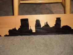 MPLS wood by AlexColejr on Etsy, $24.99