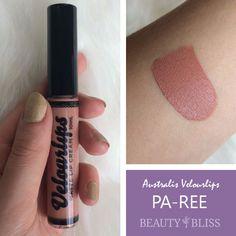 Australis VelourLips in 'PA-REE': beautybliss.co.nz/shop/australis-velour-lips-paree/