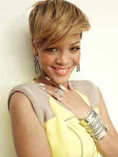 Rihanna Seventeen  Makeup: Mylah Morales