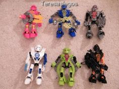 Lego #assembled hero #factory figures 6 7164 7165 7167 7168 7169 7170 #bionicle,  View more on the LINK: http://www.zeppy.io/product/gb/2/262788297631/