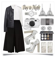 """Day to Night: Holiday Party"" by alaria ❤ liked on Polyvore featuring Kate Spade, Planet, Hobbs, Sophia Webster, MANGO, Michael Kors, Shany, Zara, DayToNight and HolidayParty"