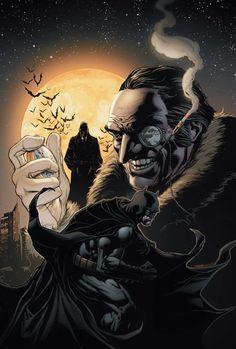 Detective Comics by Jason Fabok