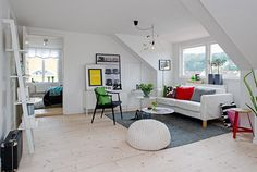 Decorating with a Modern Scandinavian Influence for the Living Room