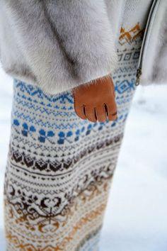 жаккардовая макси-юбка - Жаккардовые юбки - Галерея - Artzacepka форум