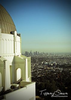Los Angeles California  Griffith Observatory  by TiffanyDawnPhoto, $15.00