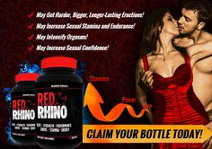 Red Rhino is really a best and powerful health supplement created product or service to aids boost your nitric oxide degrees by utilizing premium, substantial medication dosage L-arginine, Tribulus Tongkat and Terrestris Ali the outstanding size increasing proteins! With increased nitric oxide supplement your penile are able to much more quickly start plus more blood can circulation in providing you with a harder and bigger penile erection. The severe amount of L-Arginine seen in Red Rhino